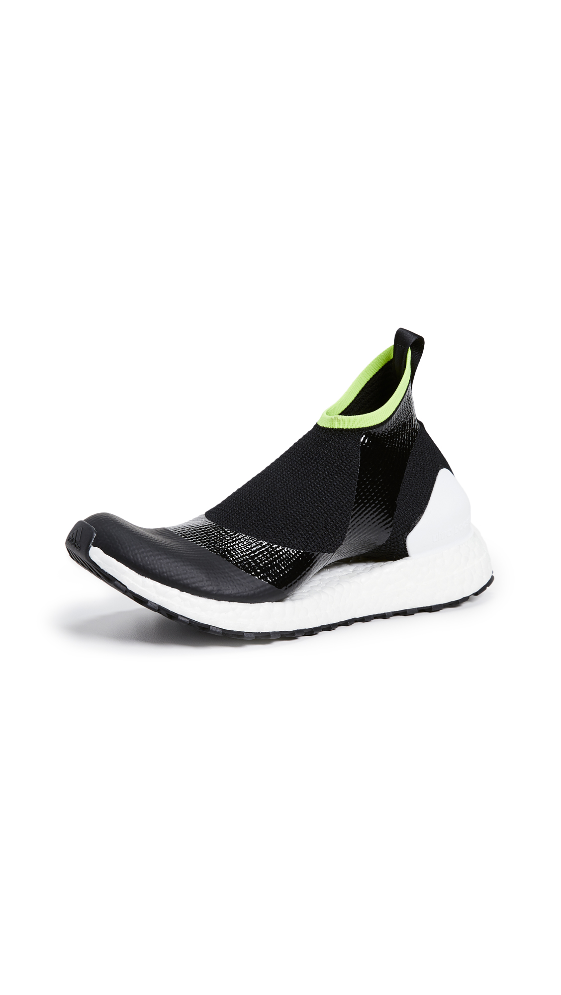 adidas by Stella McCartney UltraBOOST X ATR Sneakers - Black/White/Solar