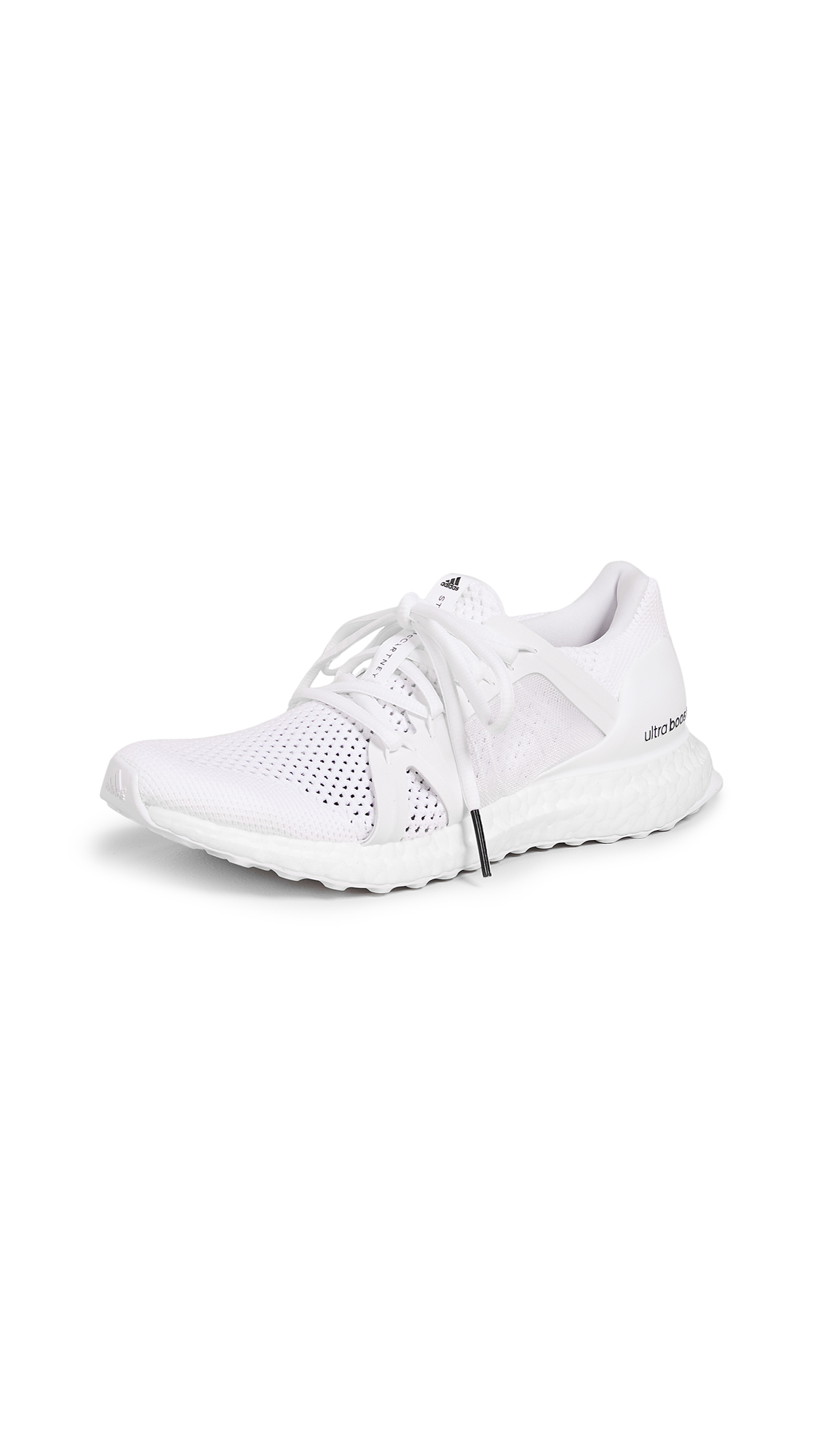 adidas by Stella McCartney UltraBOOST Sneakers - White/White/White