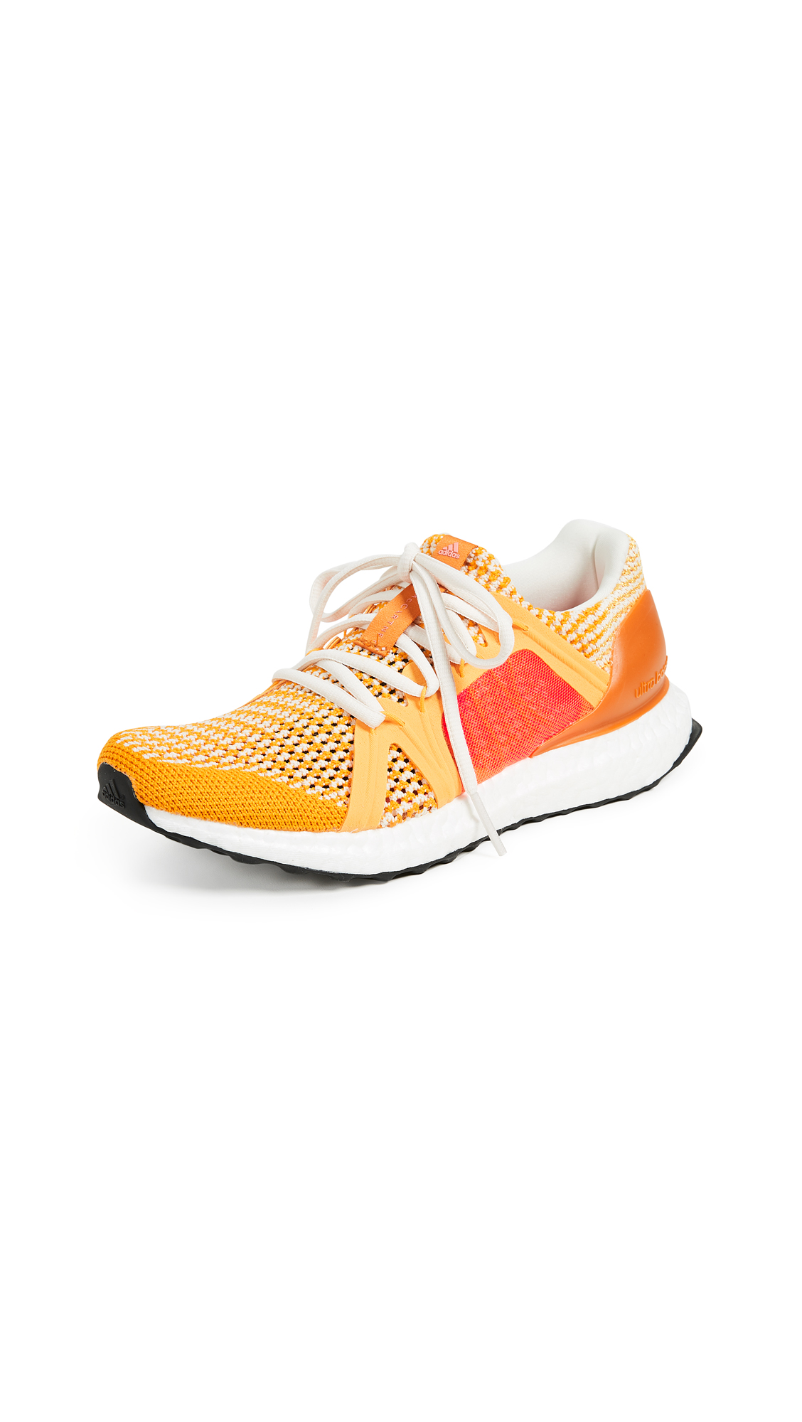 adidas by Stella McCartney UltraBOOST Sneakers - Gold/Rust Orange/Turbo