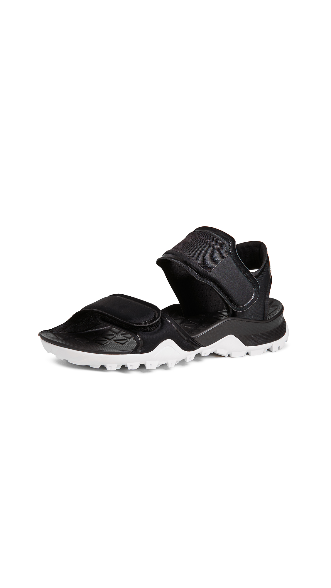 adidas by Stella McCartney Hikara Sandals - Black/Black
