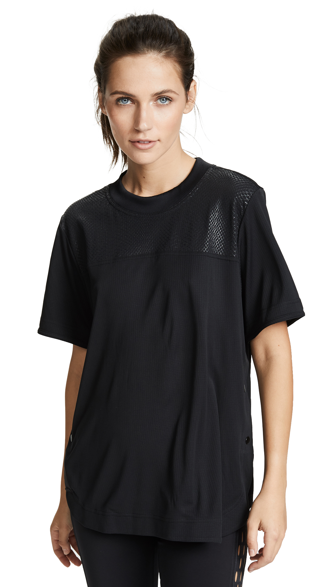 adidas by Stella McCartney Training High Intensity Climachill Tee - Black