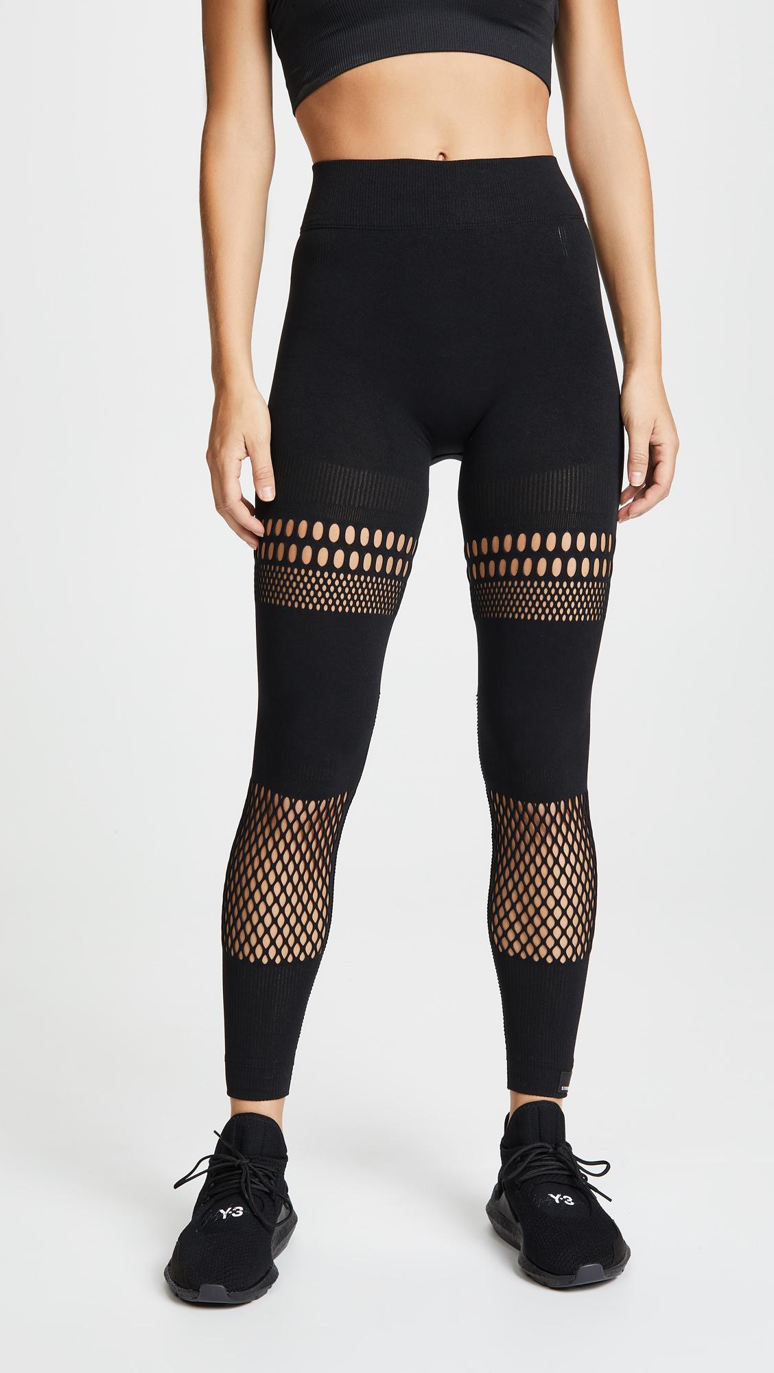 2e6b0b1e4fc38 adidas by Stella McCartney Yoga Warp Knit Leggings | SHOPBOP