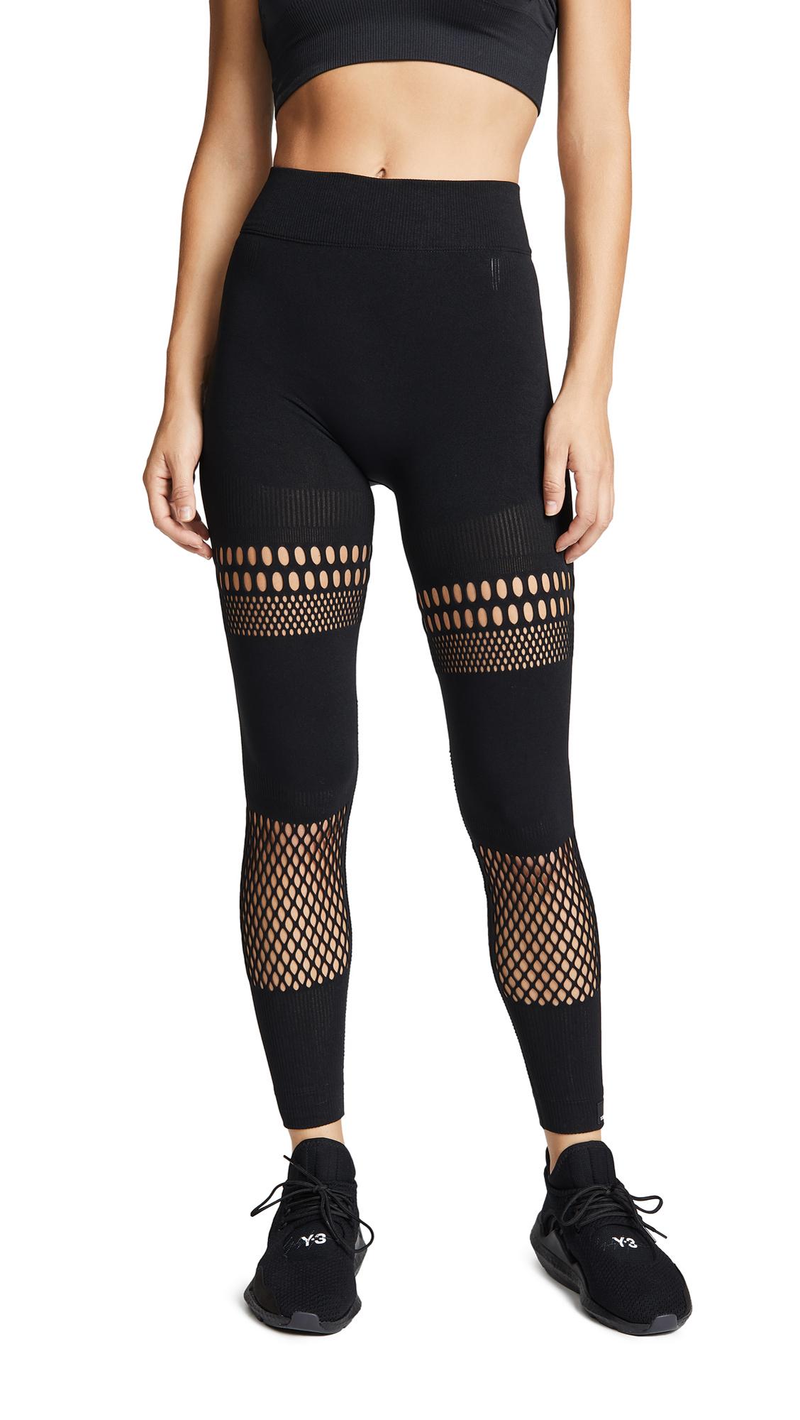 45a95b4d836dc adidas by Stella McCartney Yoga Warp Knit Leggings | SHOPBOP