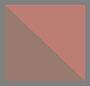 технологичный серо-коричневый/кофейно-розовый
