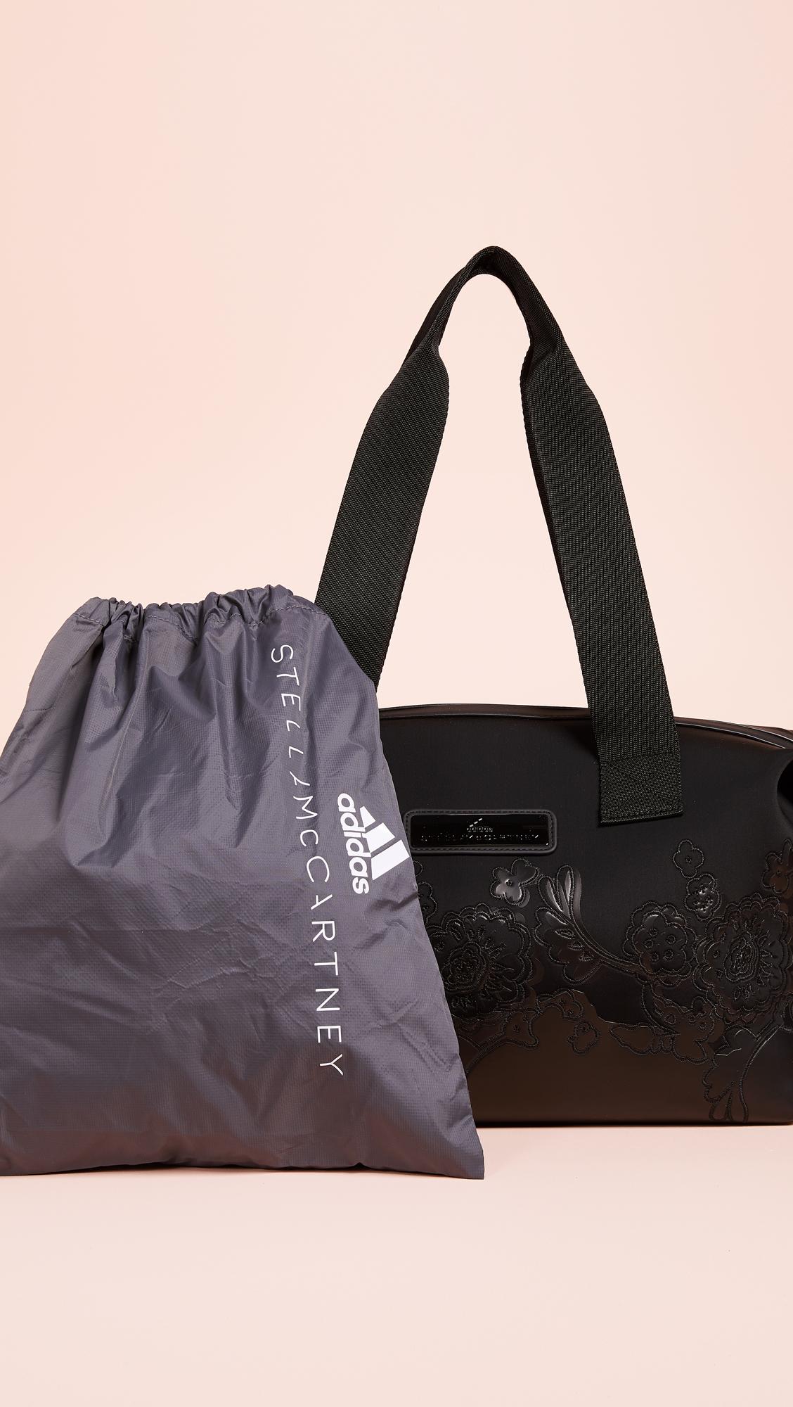 8c92793c3db7 adidas by Stella McCartney Маленькая сумка для спортзала | SHOPBOP