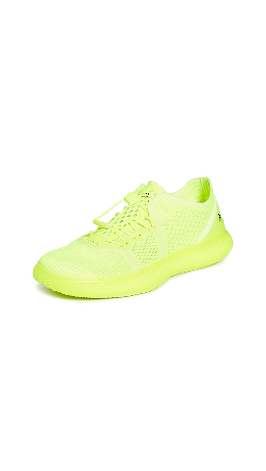 adidas by Stella McCartney Pureboost Trainer S. Sneakers - Solar Yellow/Cream White/Solar