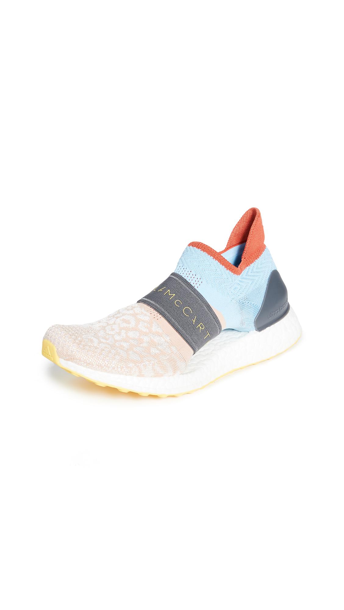 adidas by Stella McCartney Ultraboost X 3. D.S. Sneakers - Soft Powder/Grey/Vivid Yellow