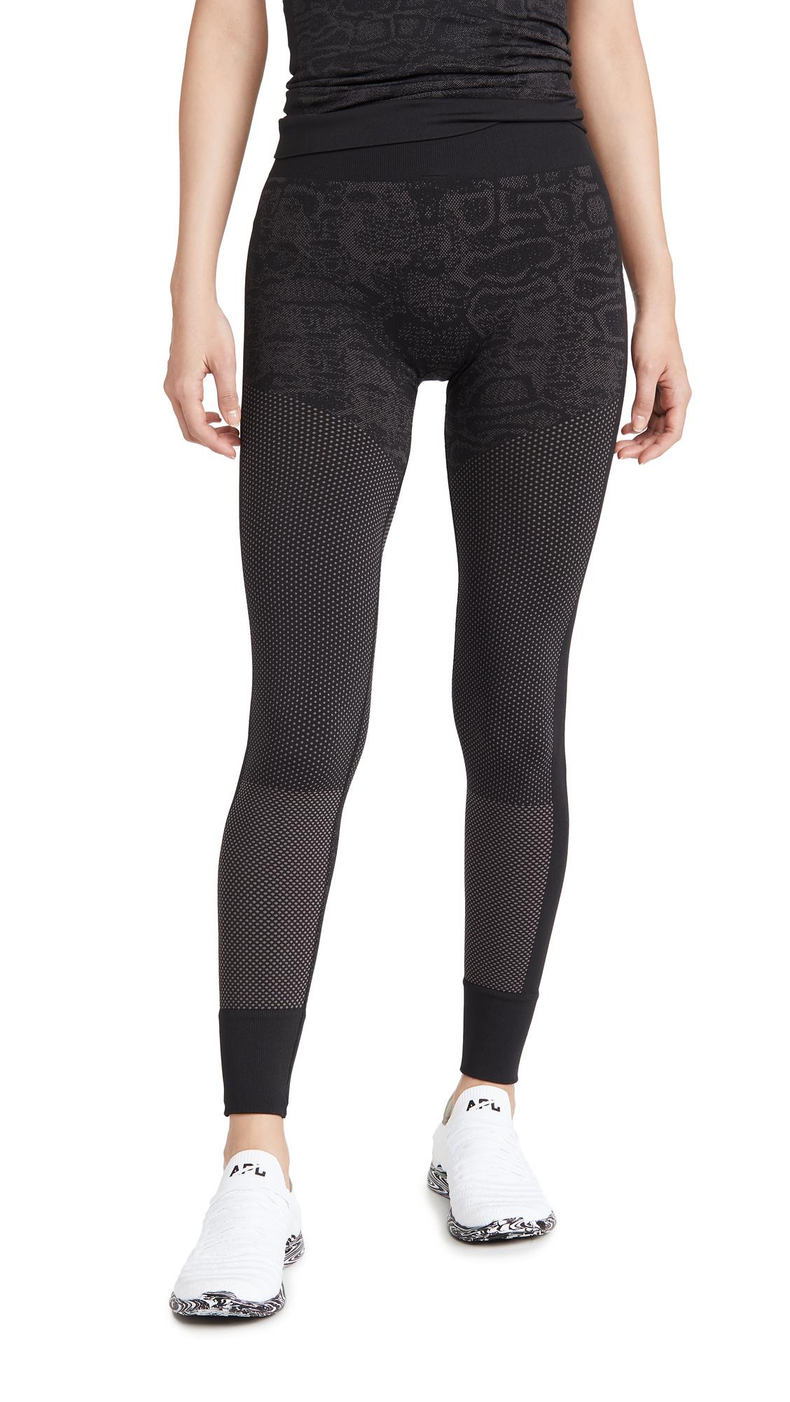 Buy adidas by Stella McCartney online - photo of adidas by Stella McCartney Essential Seamless Tight Leggings