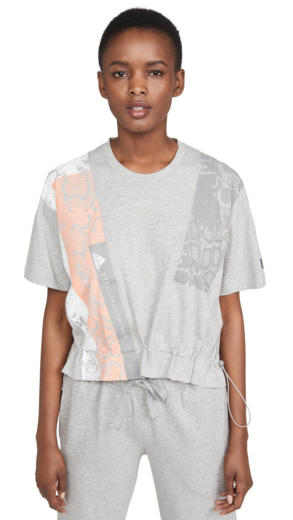 Buy adidas by Stella McCartney online - photo of adidas by Stella McCartney Graphic Tee
