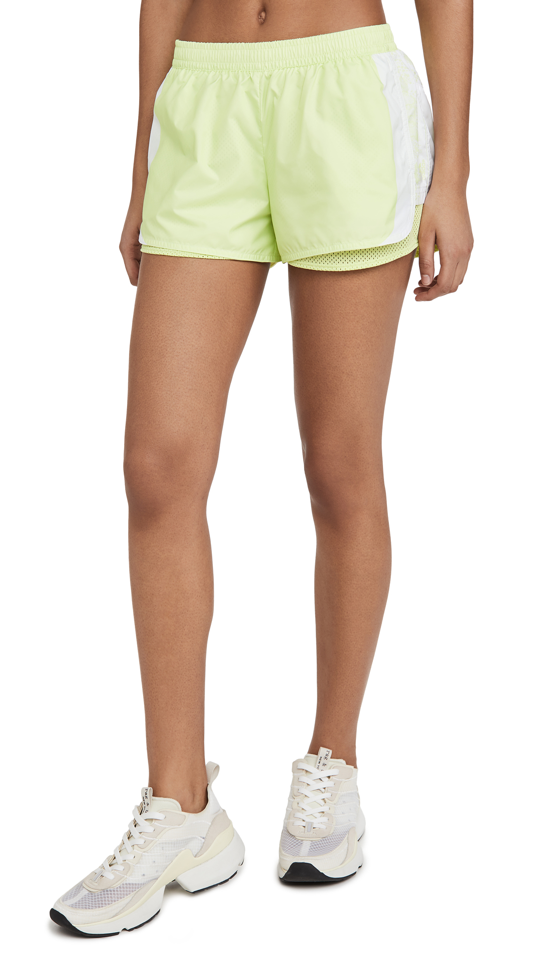 Buy adidas by Stella McCartney online - photo of adidas by Stella McCartney M20 Shorts