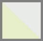 White/Semi-Frozen Yellow