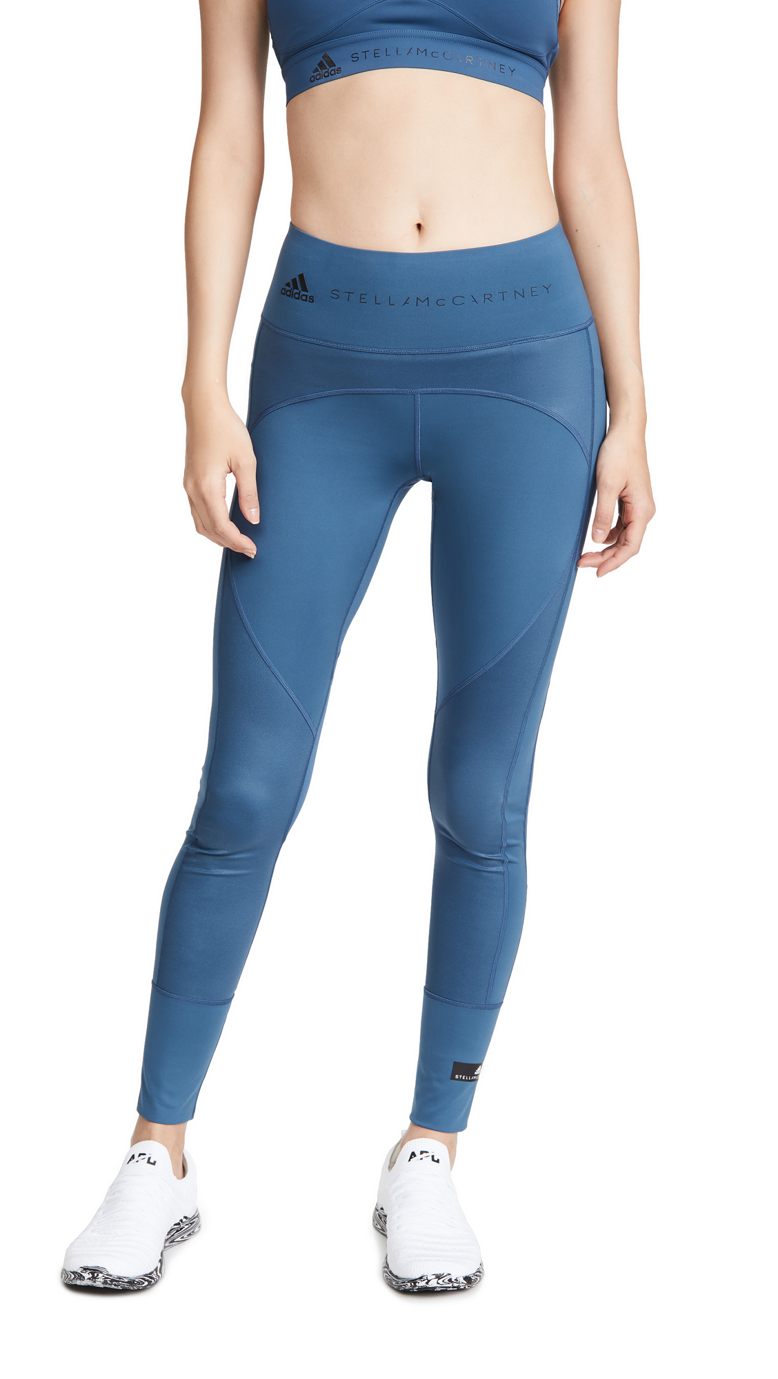 Buy adidas by Stella McCartney online - photo of adidas by Stella McCartney Train Bt Tight Leggings