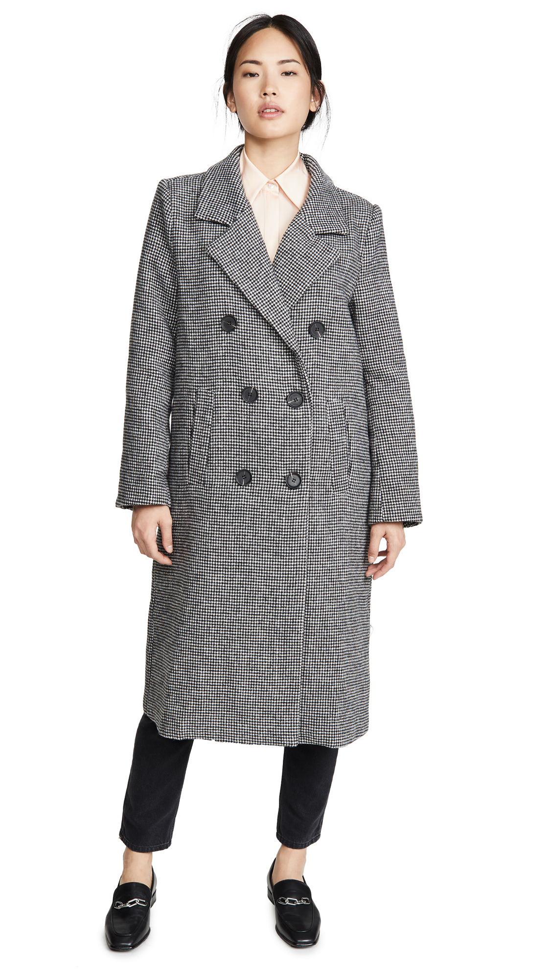 Buy ASTR the Label online - photo of ASTR the Label Vernon Coat