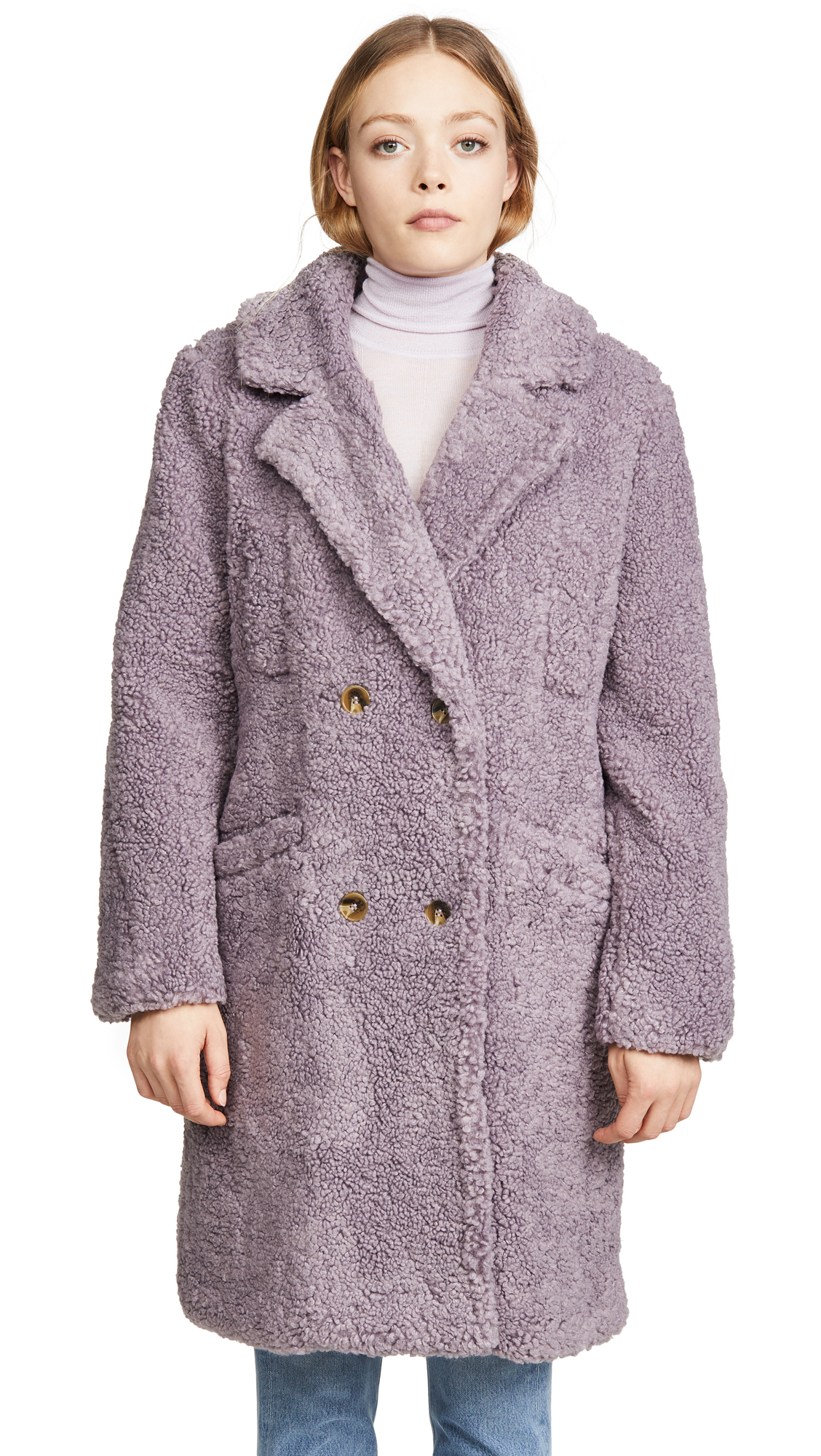 Buy ASTR the Label online - photo of ASTR the Label Freddie Coat