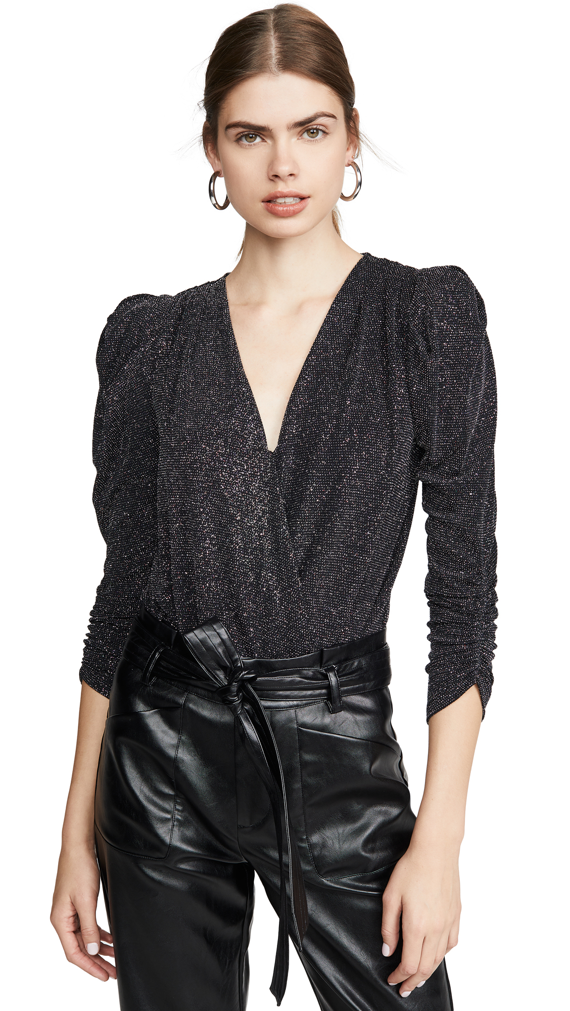 Buy ASTR the Label online - photo of ASTR the Label Moonlight Thong Bodysuit