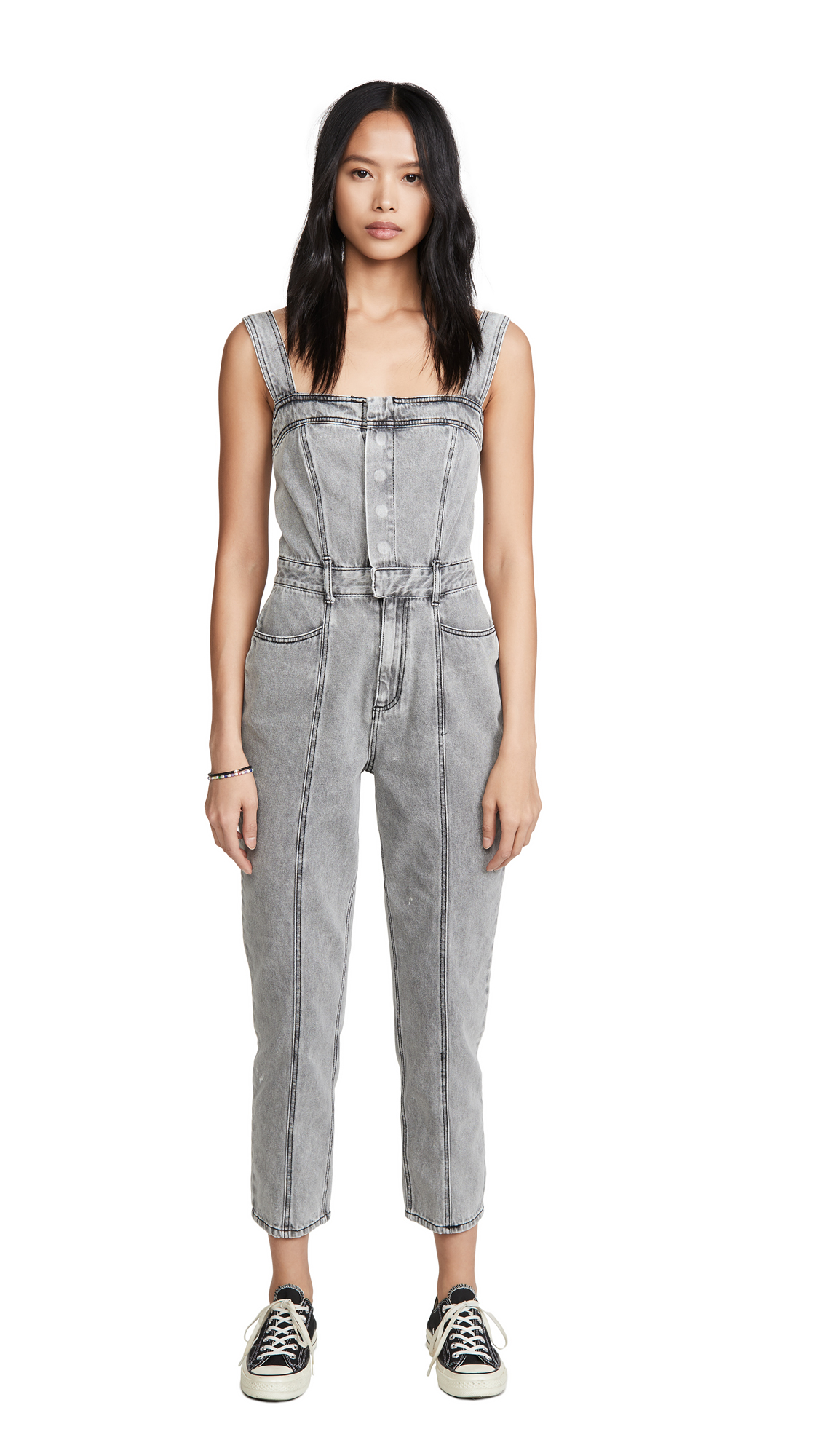 Buy ASTR the Label online - photo of ASTR the Label In Depth Jumpsuit