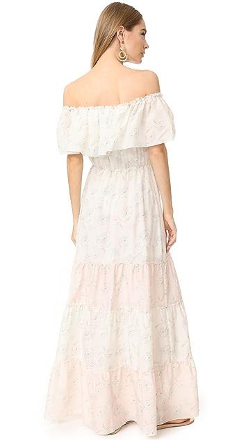 Athena Procopiou Romance in the Wind Gypsy Dress