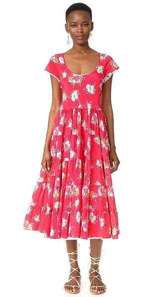 Athena Procopiou Gypsy Soul Romantic Dress