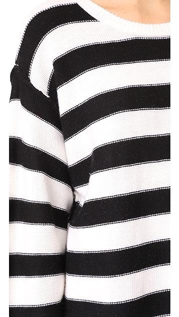 ATM Anthony Thomas Melillo Oversized Sweater