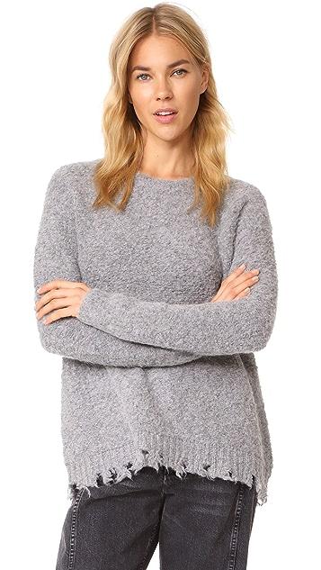 ATM Anthony Thomas Melillo Crew Neck Sweater