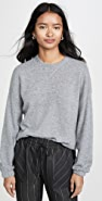 ATM Anthony Thomas Melillo Cashmere Crew Neck Sweater