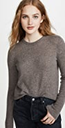 ATM Anthony Thomas Melillo Cashmere Crew Sweater