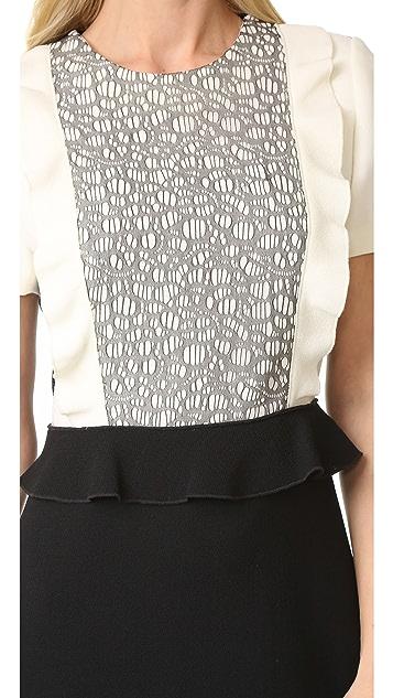Amelia Toro Short Sleeve Dress