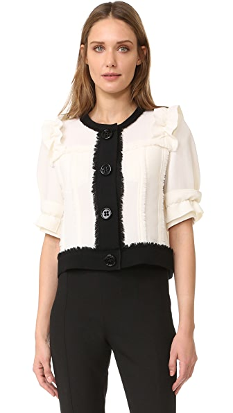 Amelia Toro Short Sleeve Bolero Jacket
