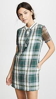 Amelia Toro Linen Mini Dress