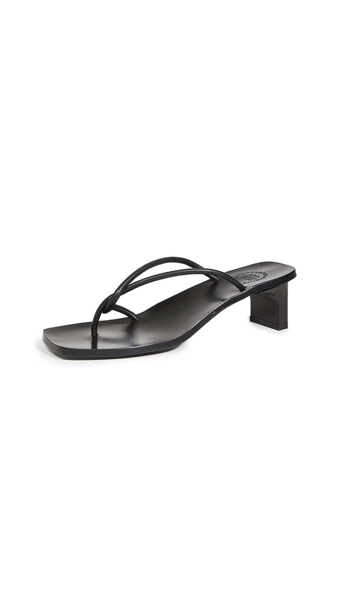 Buy ATP Atelier Panza Strappy Sandals online, shop ATP Atelier