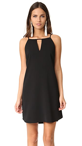 Amanda Uprichard Hunter Dress - Black