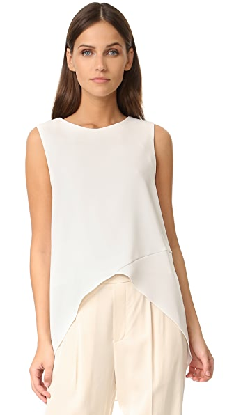 Amanda Uprichard Randy Top - Ivory
