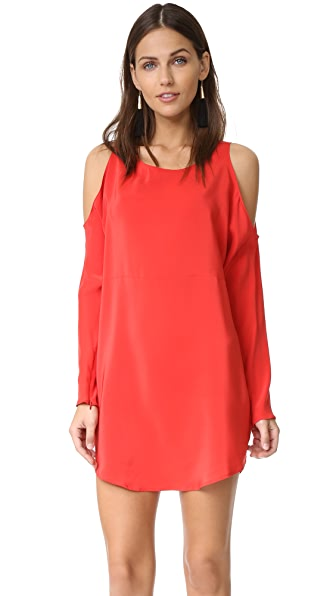 Amanda Uprichard Powell Dress - Poppy