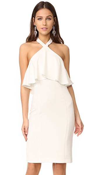 Amanda Uprichard Piazza Dress - Ivory