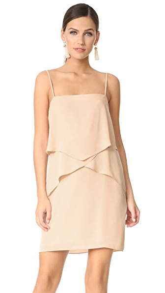 Amanda Uprichard Sienna Dress - Bisque