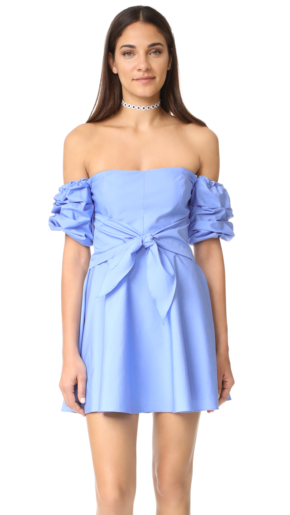 Amanda Uprichard Austin Dress - Chambray
