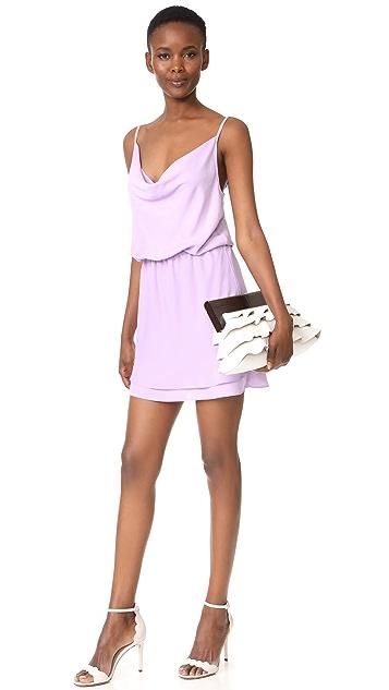 Amanda Uprichard Park Mini Dress