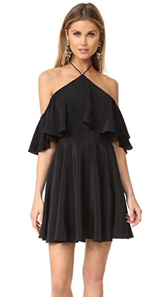 Amanda Uprichard Baja Dress - Black
