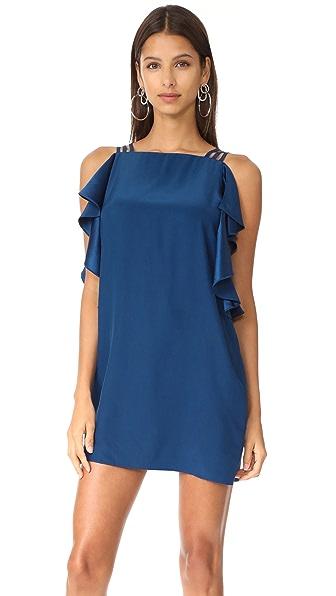 Amanda Uprichard Azura Dress In Emerson