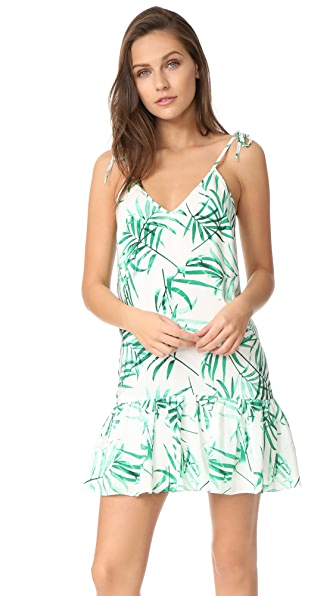 Amanda Uprichard Odessa Dress - Martinique