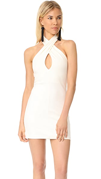 Amanda Uprichard Becket Dress - Ivory