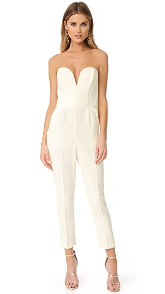 Amanda Uprichard Cherri Jumpsuit at Shopbop