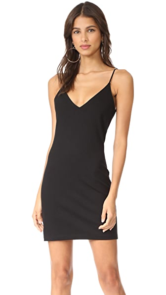 Amanda Uprichard Chandon Dress - Black
