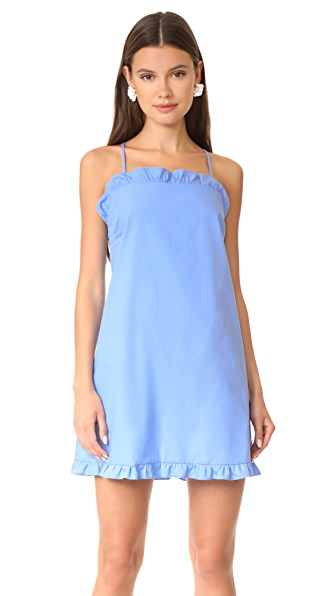 Amanda Uprichard Crete Dress - Chambray
