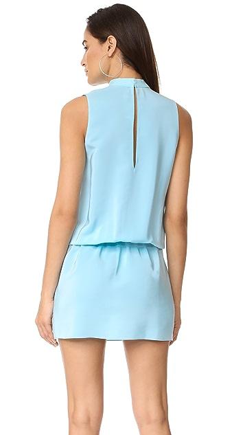Amanda Uprichard Платье без рукавов Amaretto
