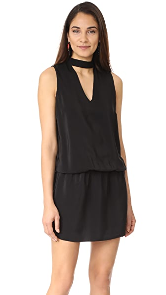 Amanda Uprichard Sleeveless Amaretto Dress - Black