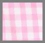 Pink/White Gingham