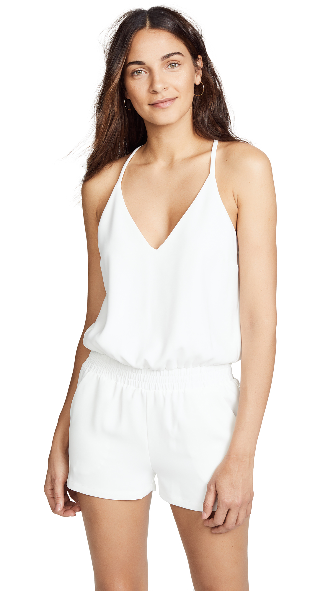 Amanda Uprichard Madison Romper