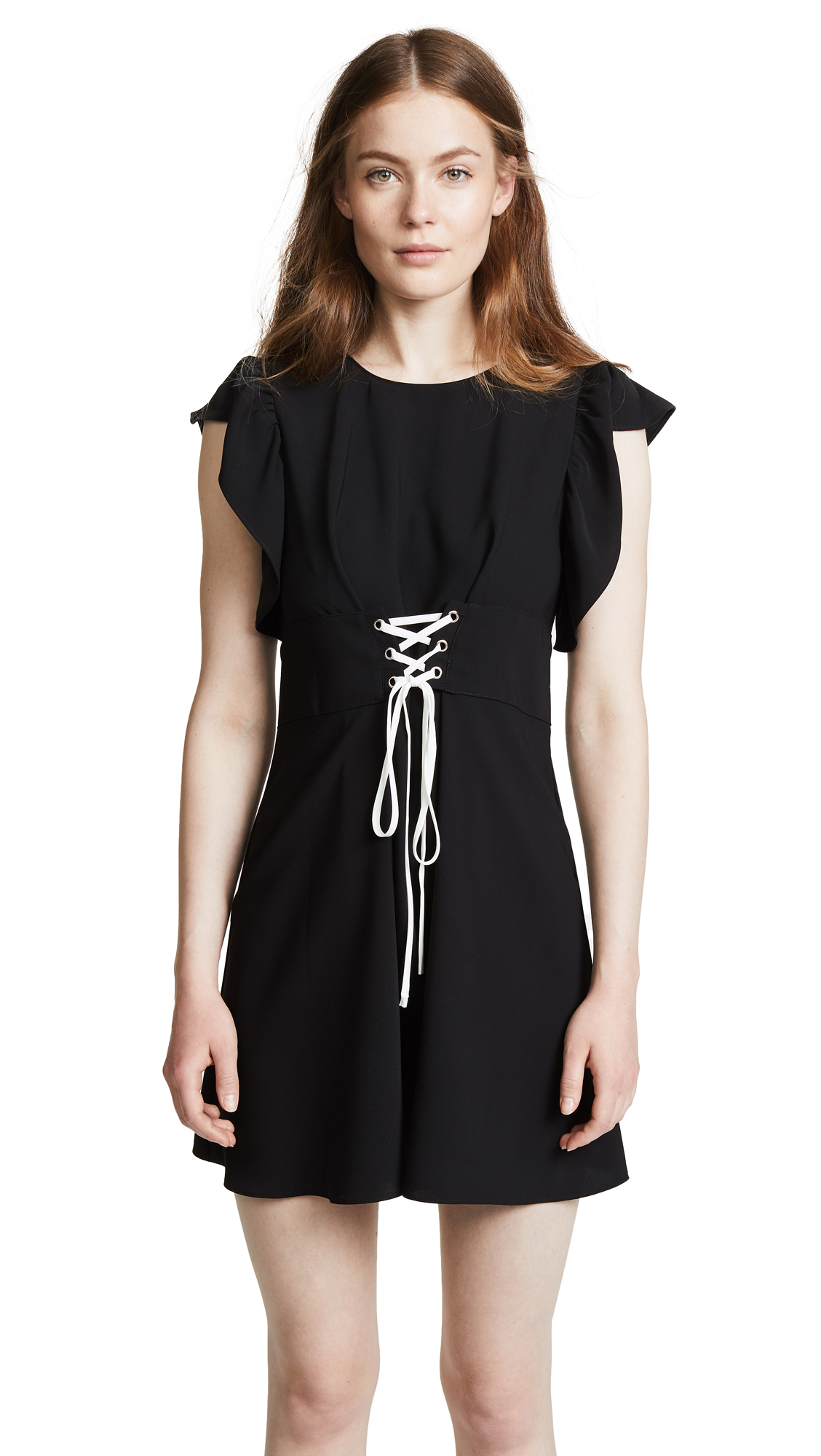 Amanda Uprichard Corset Dress