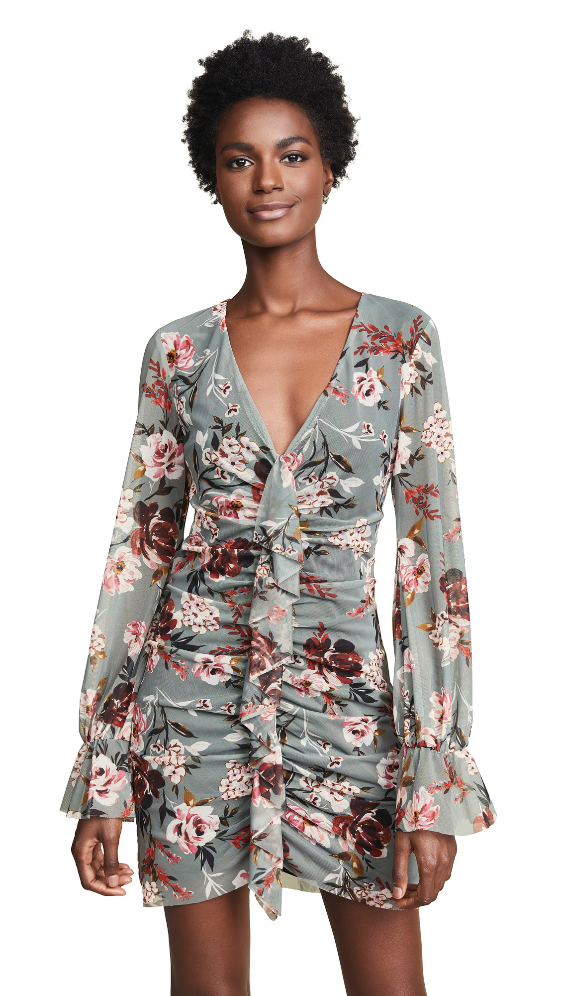 Amanda Uprichard Beaumont Dress